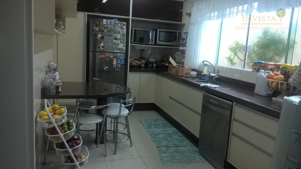Casa de 4 dormitórios em Santa Mônica, Florianópolis - SC