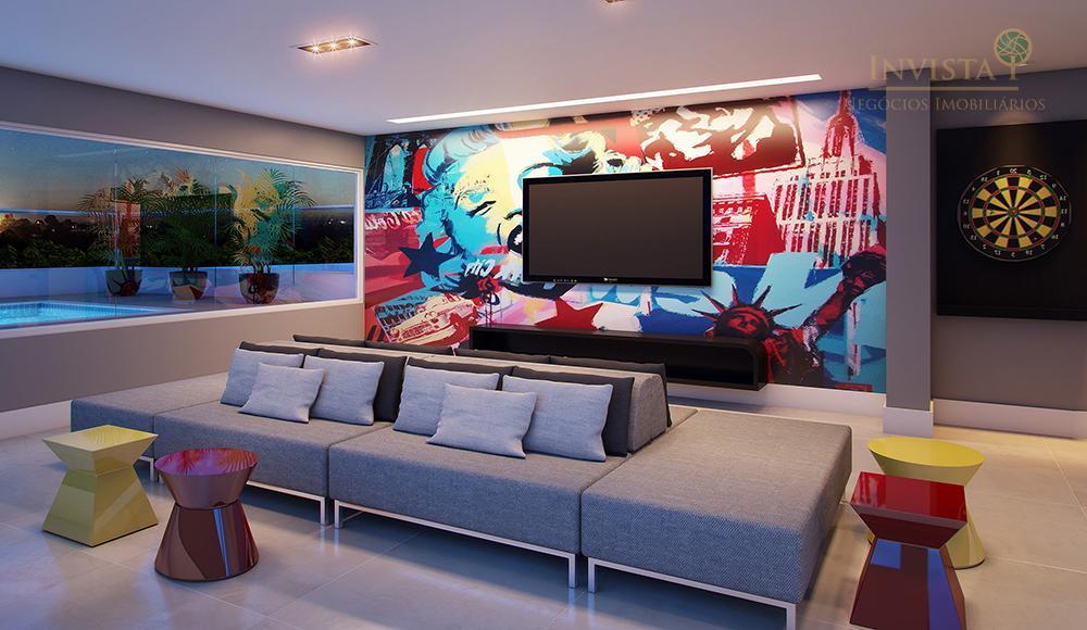 Apartamento de 3 dormitórios à venda em Abraão, Florianópolis - SC