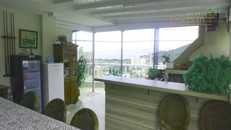 Cobertura residencial à venda, Saco dos Limões, Florianópolis.