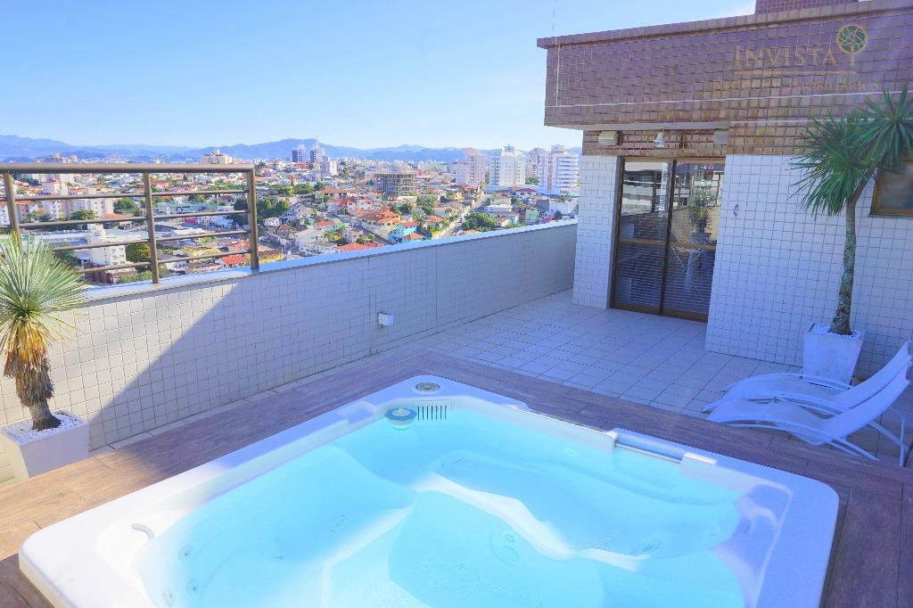 Cobertura residencial à venda, Estreito, Florianópolis.