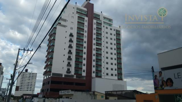 Apartamento de 2 dormitórios em Pagani I, Palhoça - SC