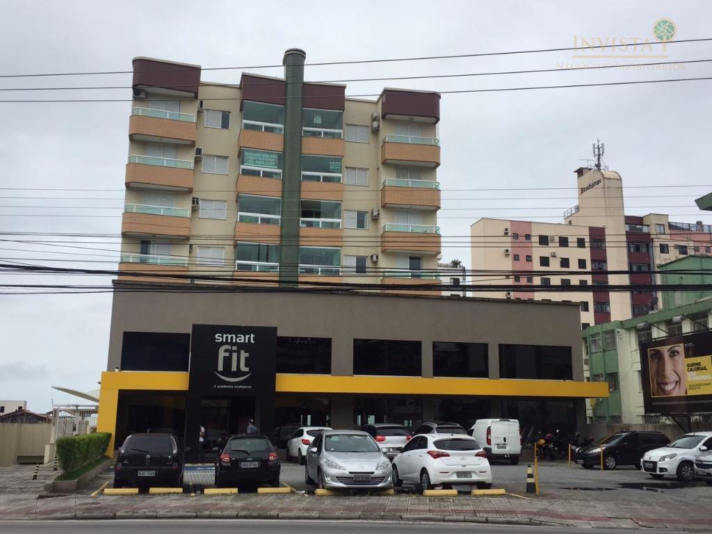 Kitnet de 1 dormitório para alugar em Estreito Florianópolis SC  #A57D26 1024x768 Banheiro Container Florianopolis