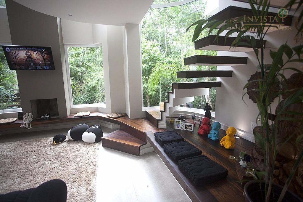 Casa de 3 dormitórios à venda em Itacorubi, Florianópolis - SC