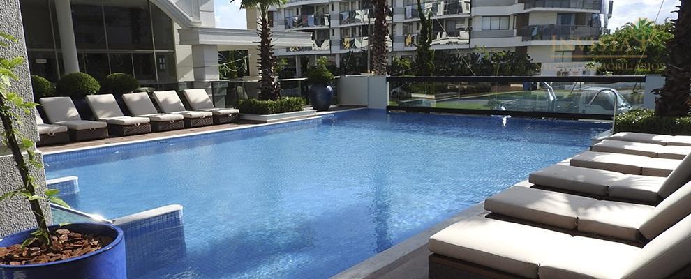 Apartamento de 3 dormitórios à venda em Jurerê Internacional, Florianópolis - SC