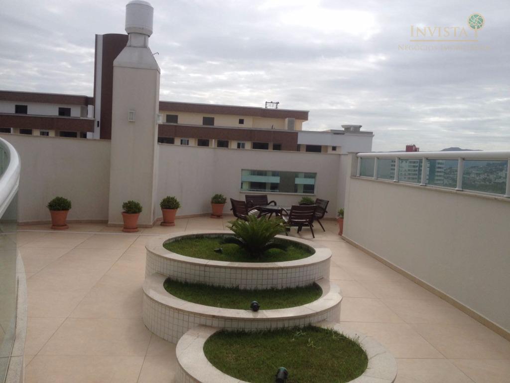 Apartamento de 1 dormitório à venda em Campinas, São José - SC