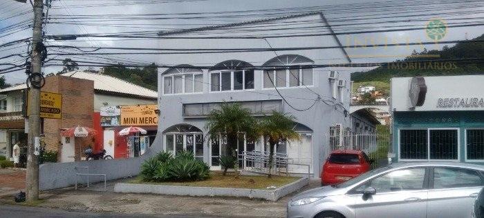 Prédio comercial para venda e locação, Trindade, Florianópolis.