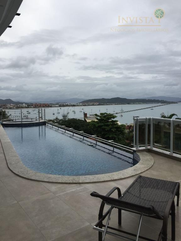 Apartamento residencial para locação, Jurerê, Florianópolis.