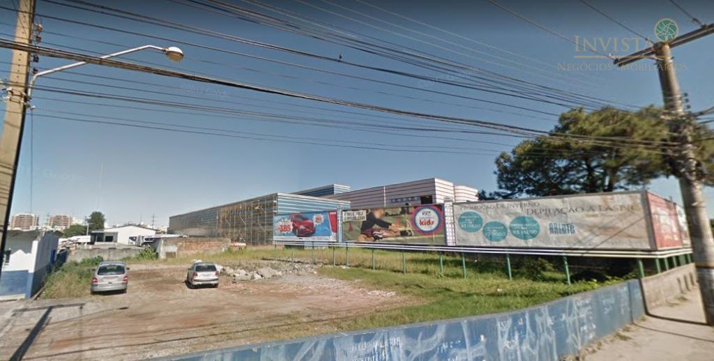 Terreno à venda em Capoeiras, Florianópolis - SC