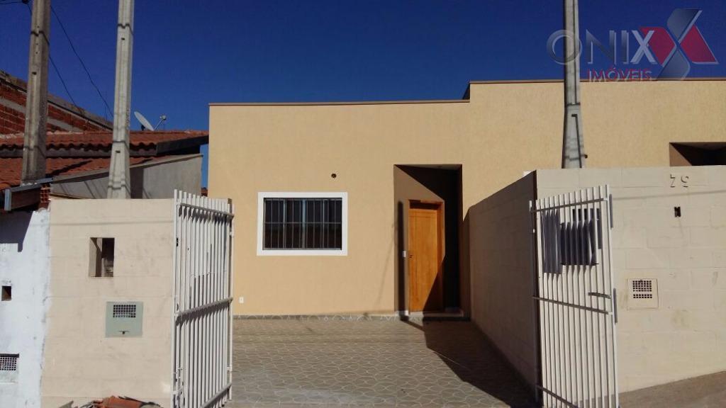 Casa residencial à venda, Parque Residencial Salerno (Nova Veneza), Sumaré - CA0008.