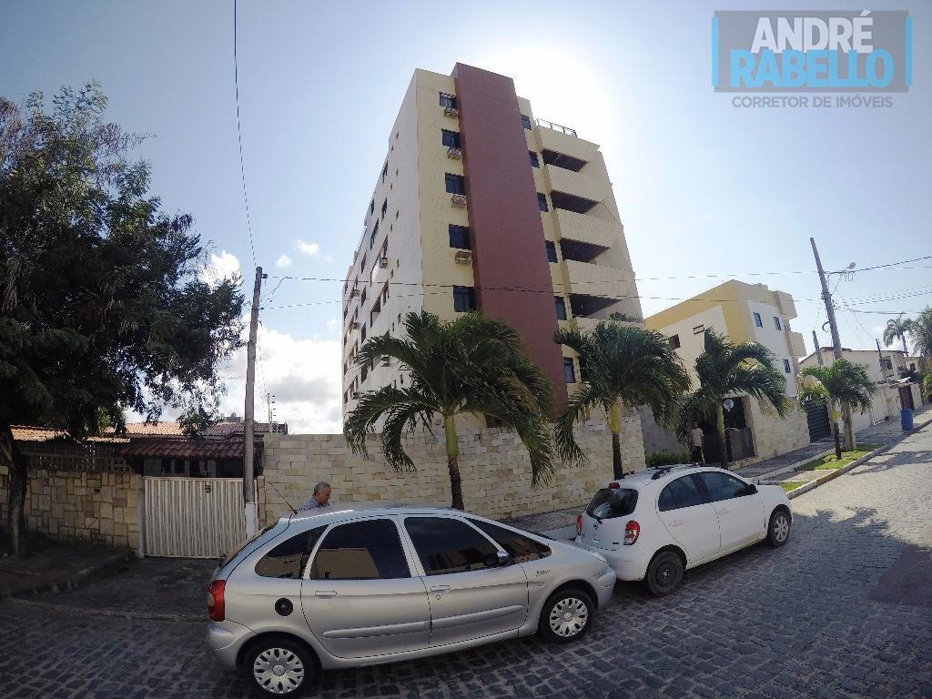 Apartamento residencial à venda, Bessa, João Pessoa - AP0041.