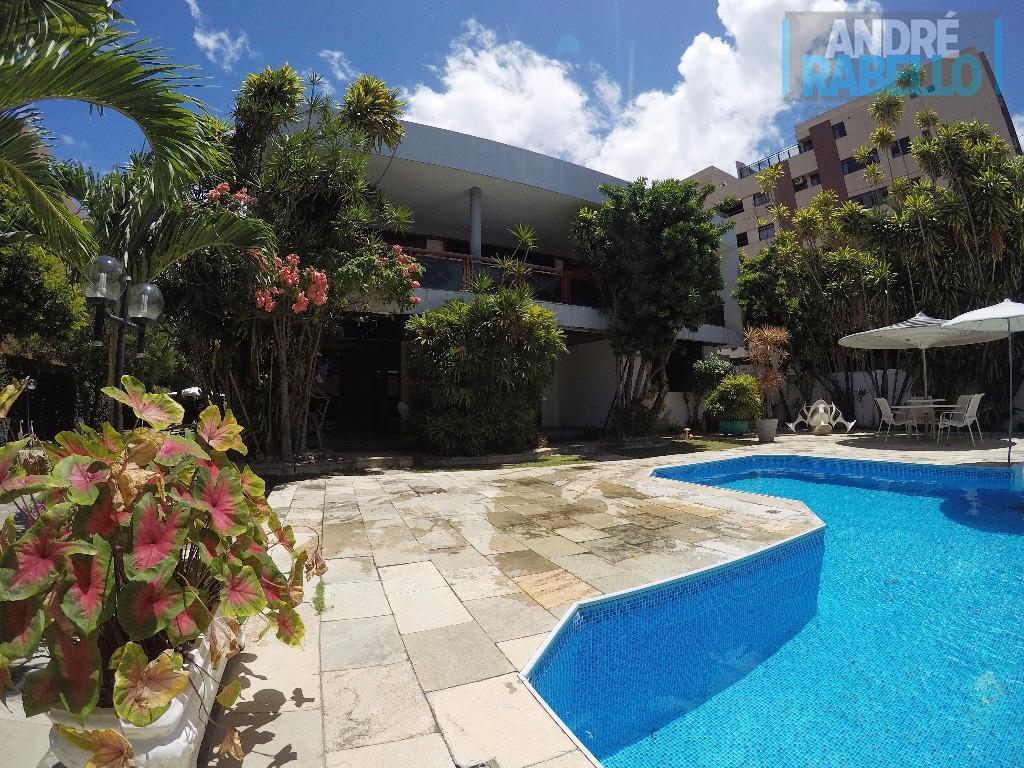Casa residencial à venda, Jardim Oceania, João Pessoa - CA0005.