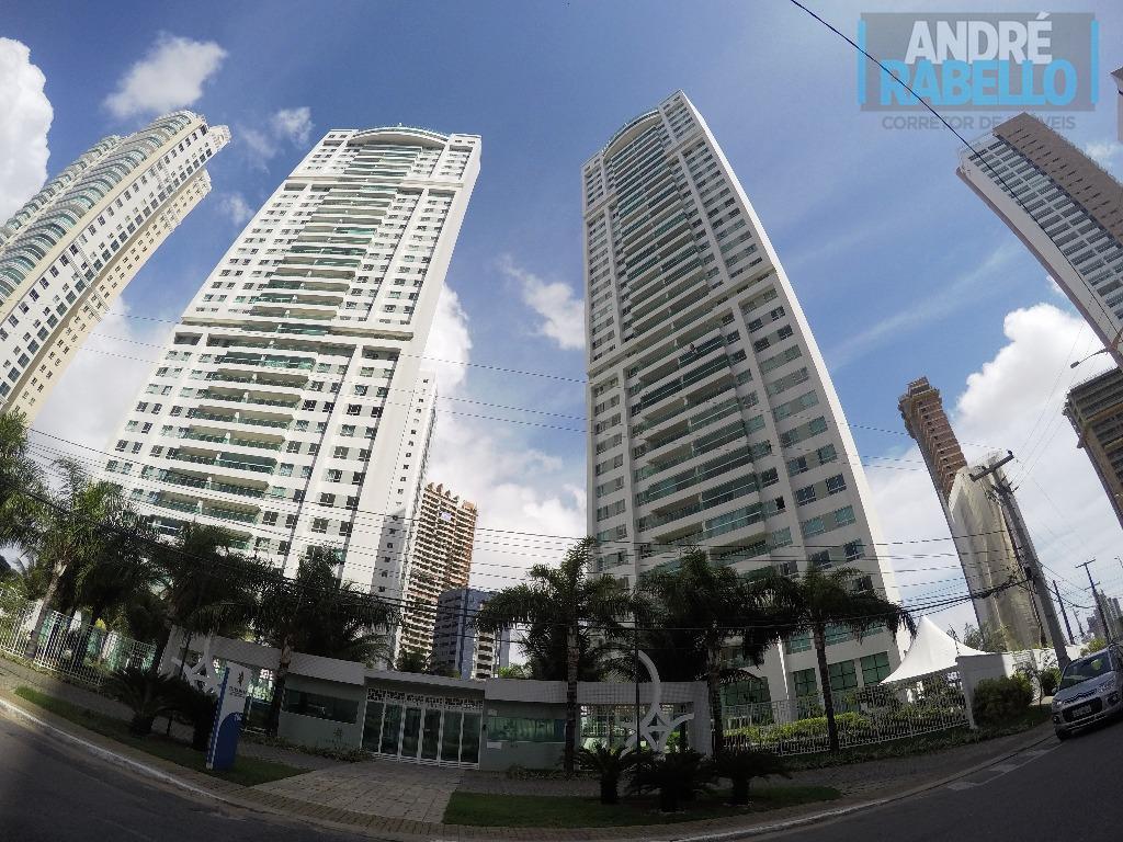 Apartamento residencial à venda, Altiplano, João Pessoa - AP0046.