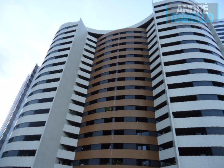 Apartamento residencial à venda, Brisamar, João Pessoa - AP0056.