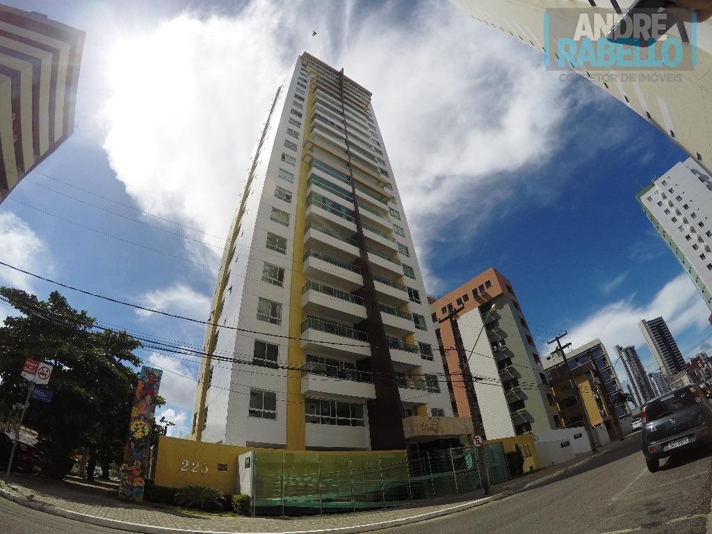 Apartamento residencial para venda e locação, Tambaú, João Pessoa.
