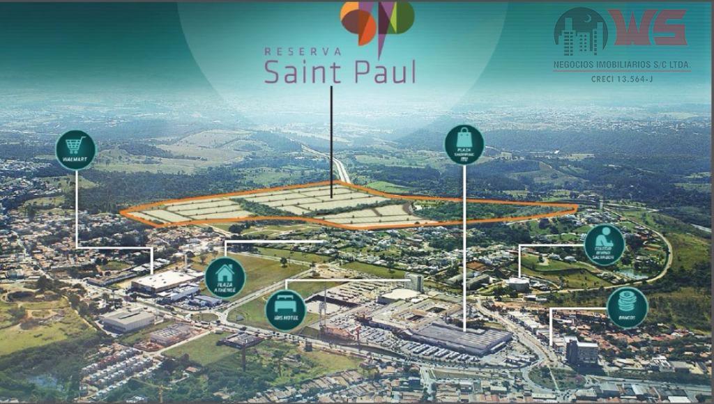 Reserva Saint Paul