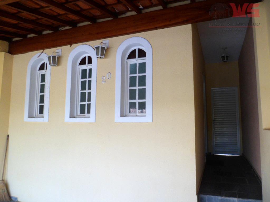 Casa residencial à venda, Vila Roma, Itu - CA0185.