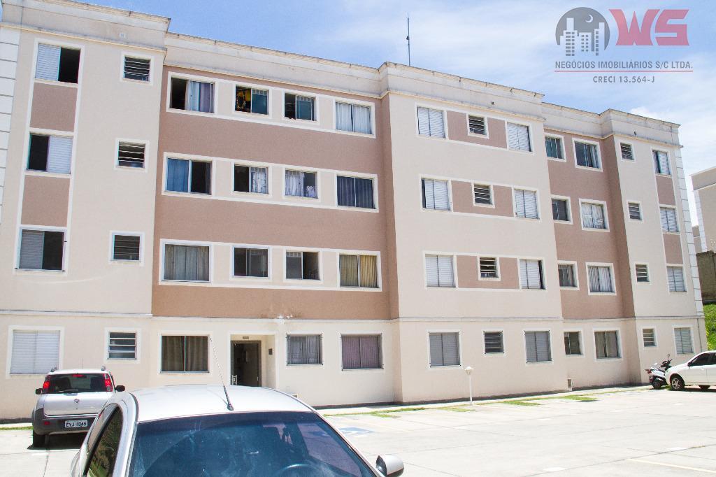 Apartamento residencial para venda e locação, Jardim São José, Itu.