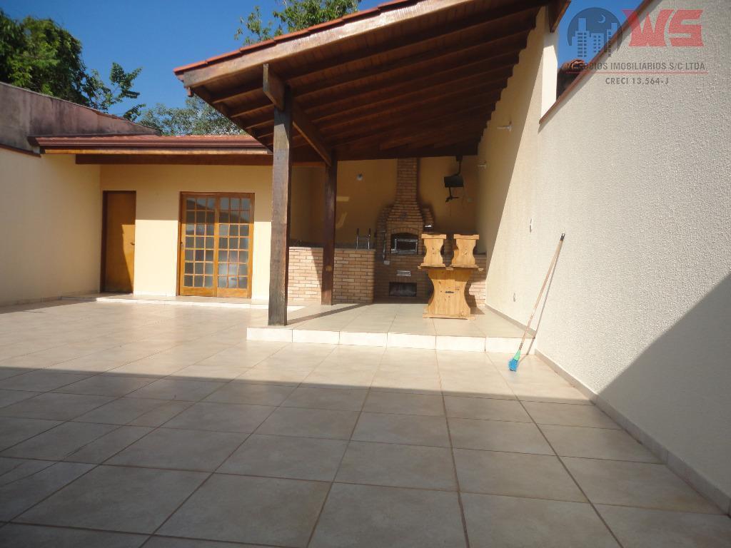 Casa residencial à venda, Liberdade, Itu.