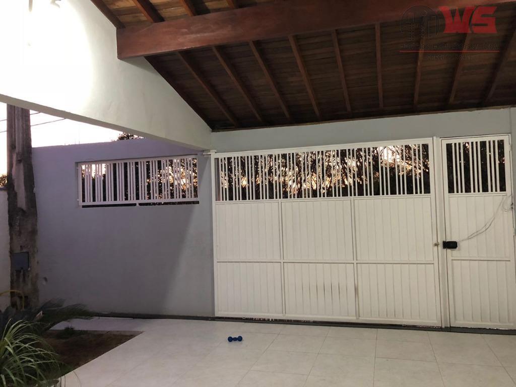 Casa residencial à venda, Residencial Parque São Camilo, Itu.