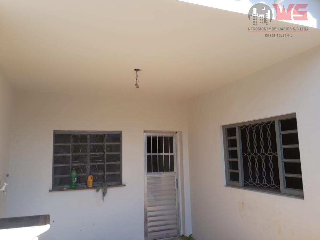 Casa residencial para locação, Residencial Parque São Camilo, Itu.