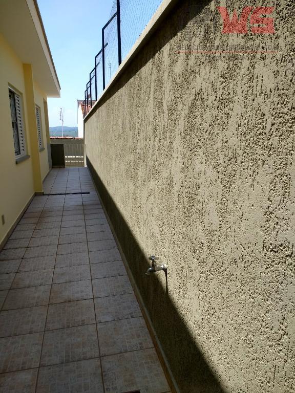 Casa residencial para locação, Jardim Aeroporto I, Itu.