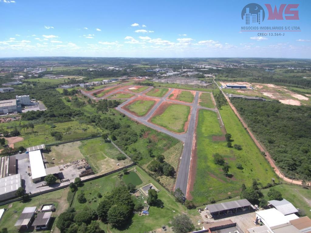 Terreno comercial à venda, Éden, Sorocaba.