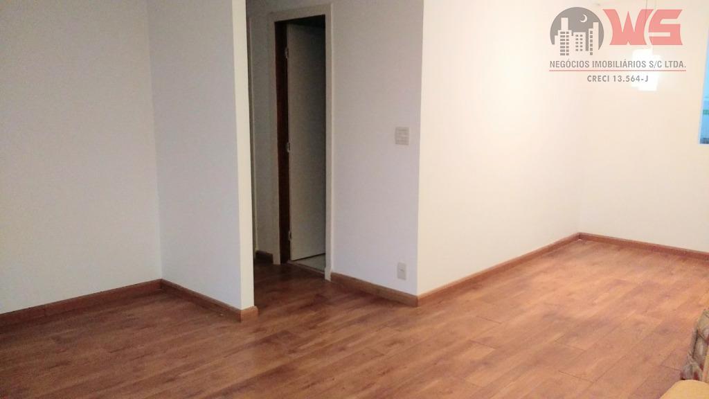 Apartamento com 2 dormitórios para alugar, 70 m² por R$ 1.380/mês - Jardim Faculdade - Itu/SP