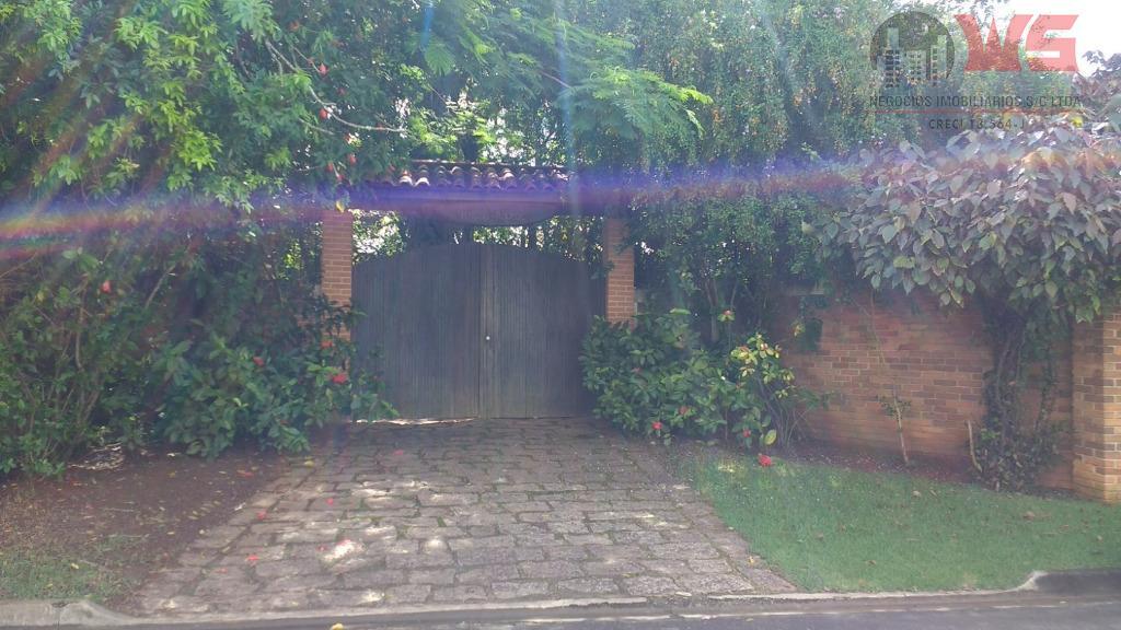 Chácara à venda, 3000 m² por R$ 900.000 - Chácara Flórida - Itu/SP