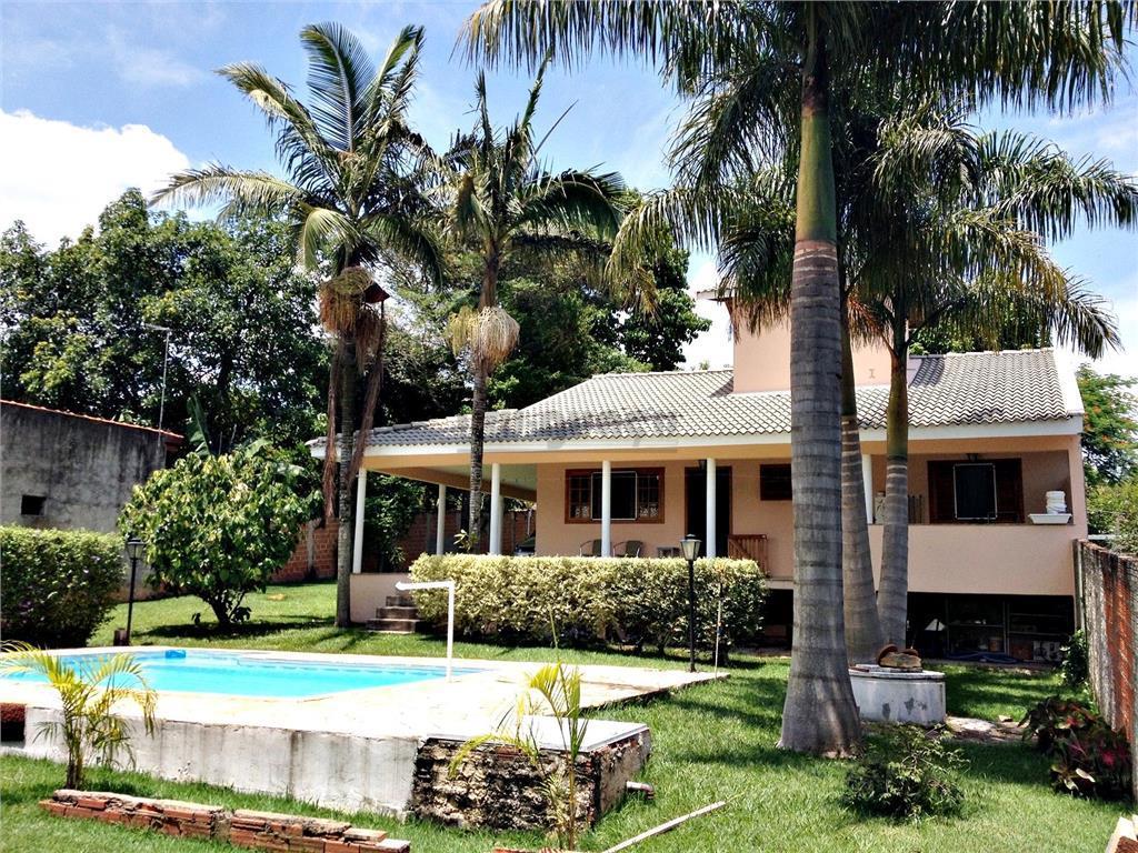 Chácara Residencial à venda, Terras de Santa Rosa, Salto - CH0236.