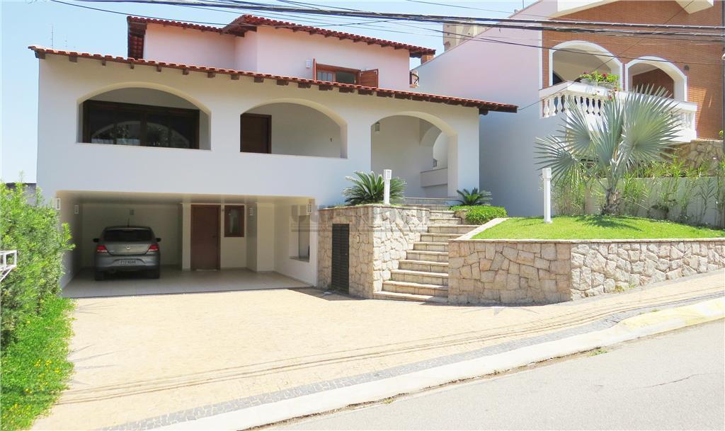 Casa Residencial à venda, Terras de São José Urbano Portella, Itu - CA2865.