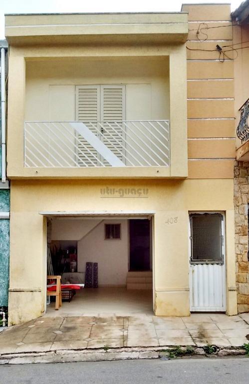 Casa Residencial à venda, Centro, Itu - CA2643.