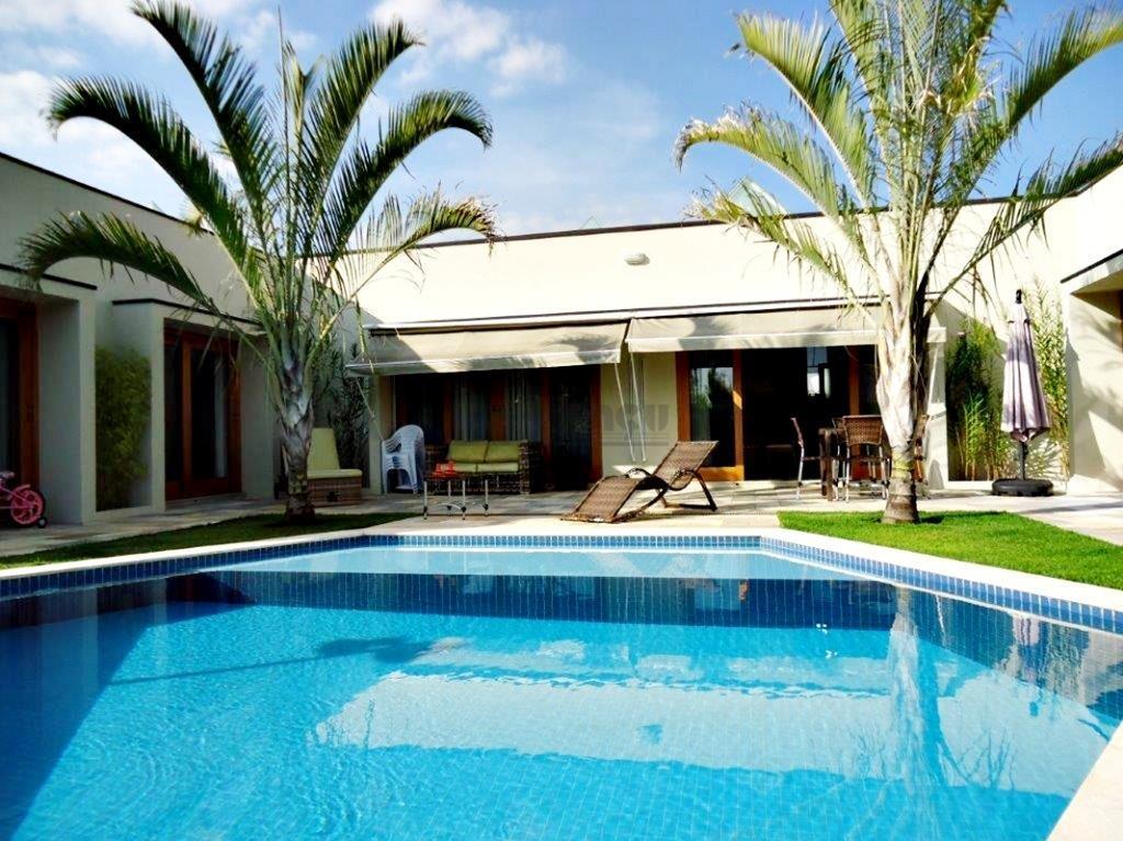 Casa residencial à venda, Jardim Plaza Atheneé, Itu - CA2944.