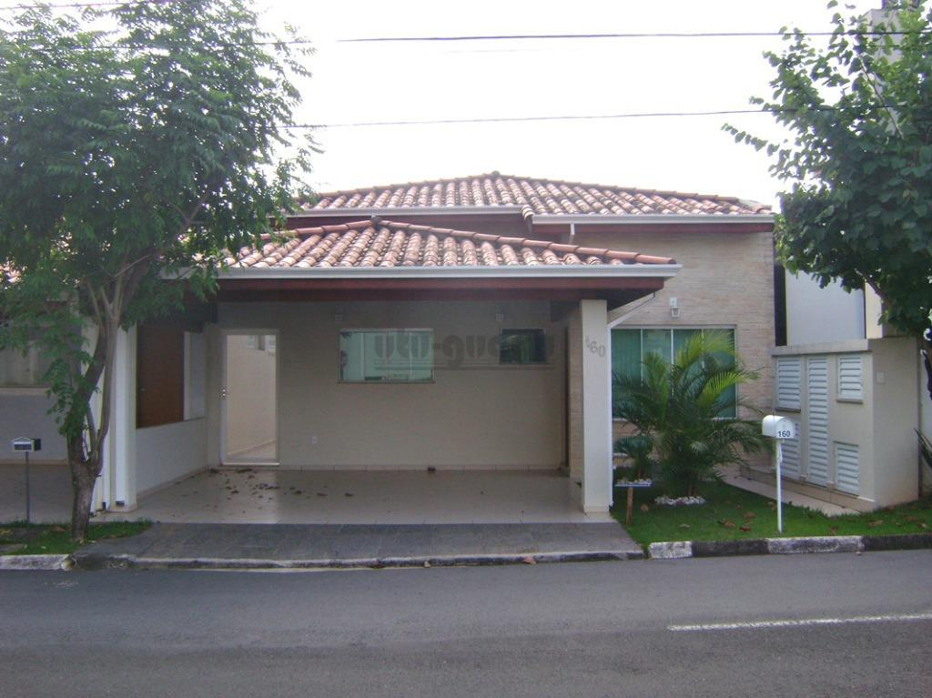Casa residencial à venda, Condomínio Aldeia de España, Itu - CA4930.