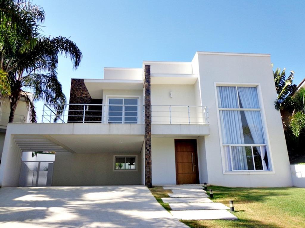 Casa residencial à venda, Condomínio Portal da Vila Rica, Itu.