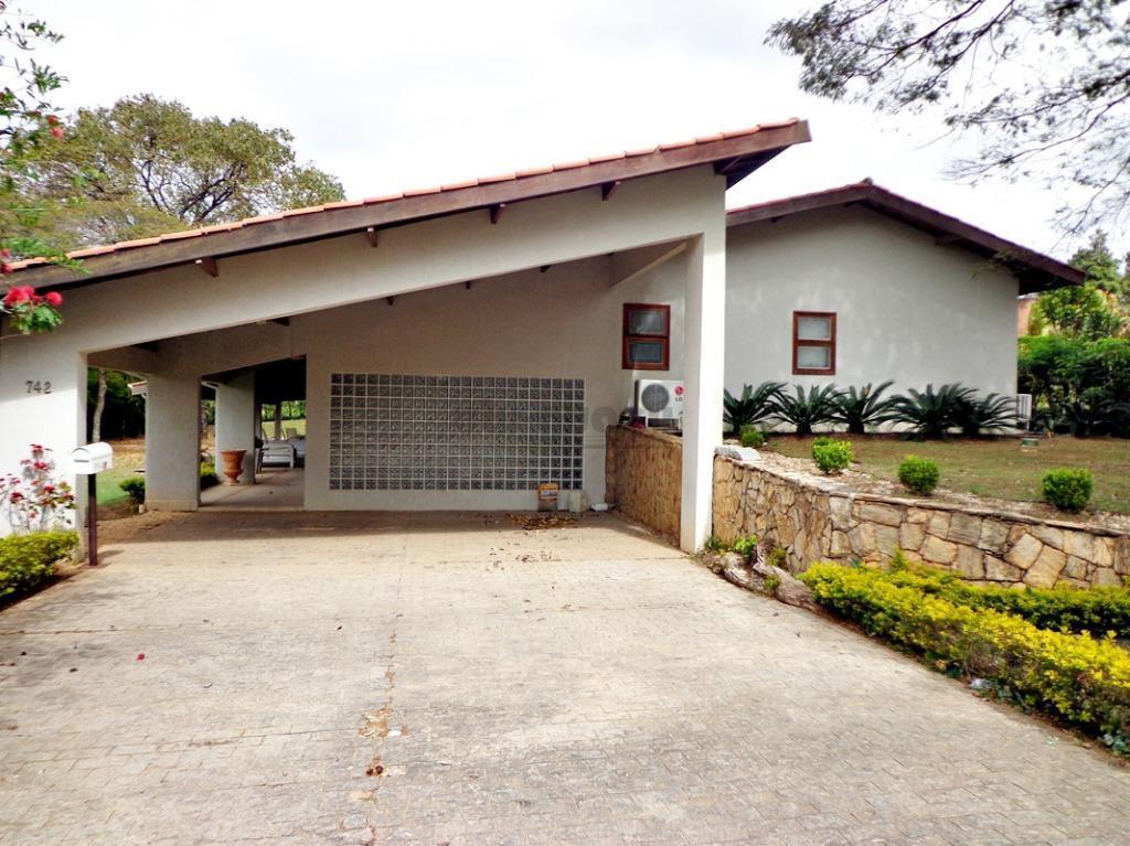 Casa residencial para venda e locação, Condomínio Terras de São José, Itu - CA5087.