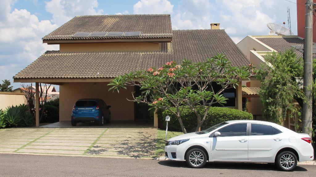 Casa residencial para venda e locação, Condomínio Jardim Theodora, Itu - CA5169.