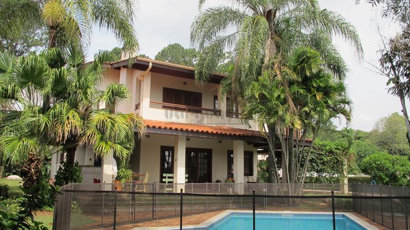 Casa residencial à venda, Chácara Flora, Itu.