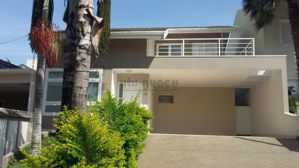 Casa residencial para venda e locação, Condomínio Portal de Itu II, Itu - CA5205.