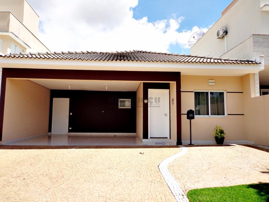 Casa residencial para venda e locação, Condomínio Reserva Parque do Varvito, Itu - CA5270.