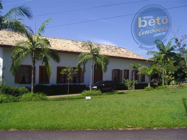 Casa Residencial à venda, Condomínio Terras de São José, Itu - CA0489.