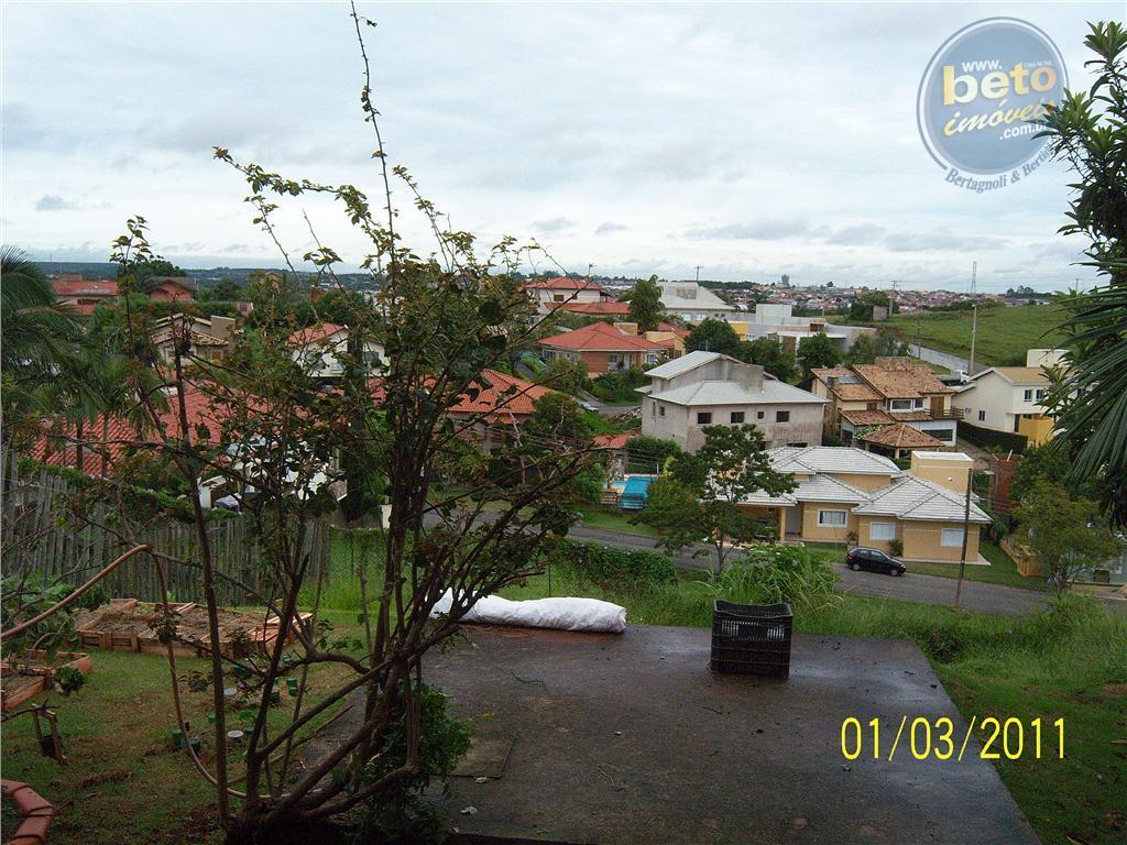 Casa Residencial à venda, Campos de Santo Antônio, Itu - CA0976.