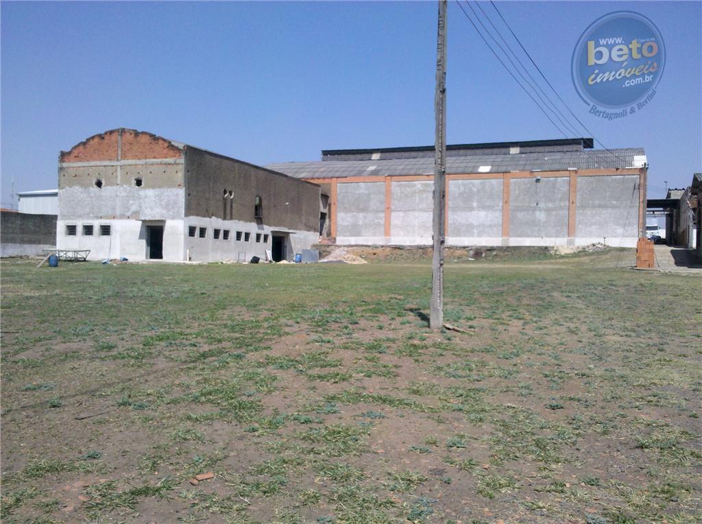 Galpão industrial para venda e locação, Vila Bandeirantes, Itu - GA0068.