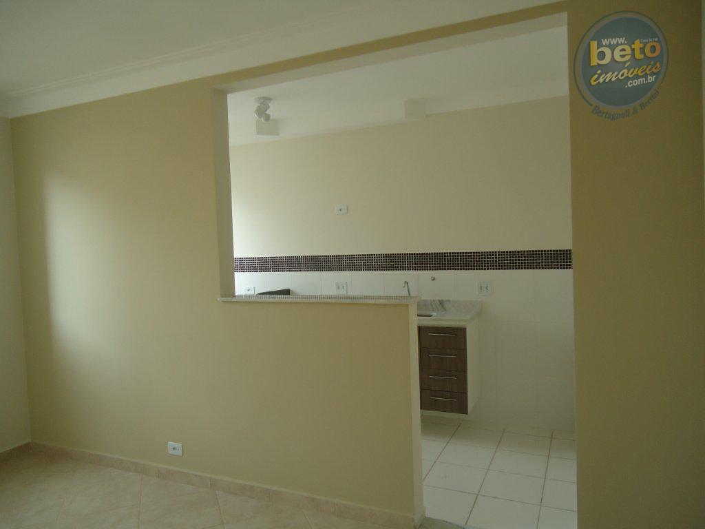 Apartamento residencial à venda, Edifício Spazio Ilha do Mel , Itu - AP0216.