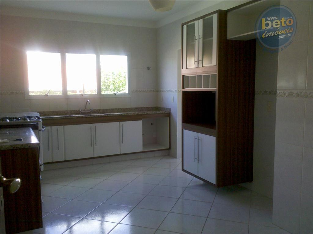 Casa residencial à venda, Campos de Santo Antônio, Itu - CA0059.