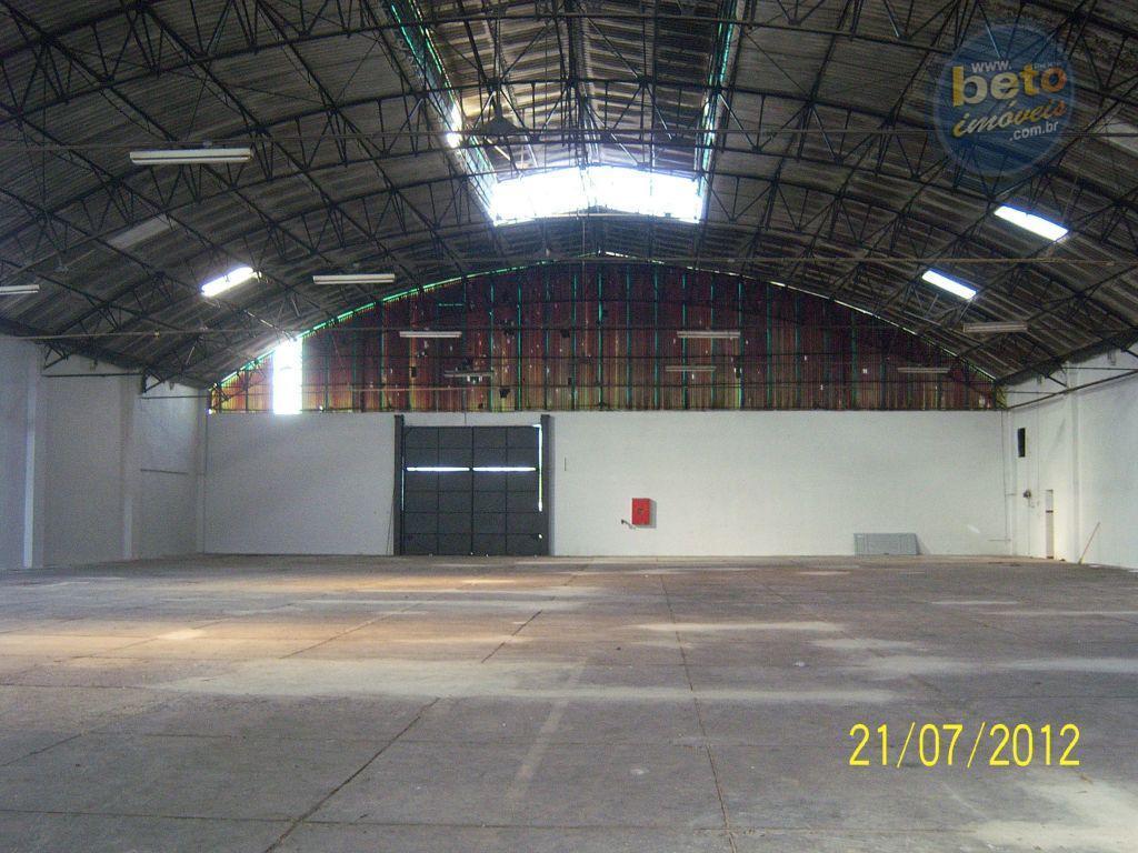 Galpão industrial para locação, Vila Bandeirantes, Itu.