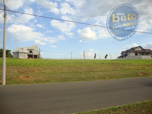 Terreno residencial à venda, Condomínio Parque Chapada de Itu, Itu.
