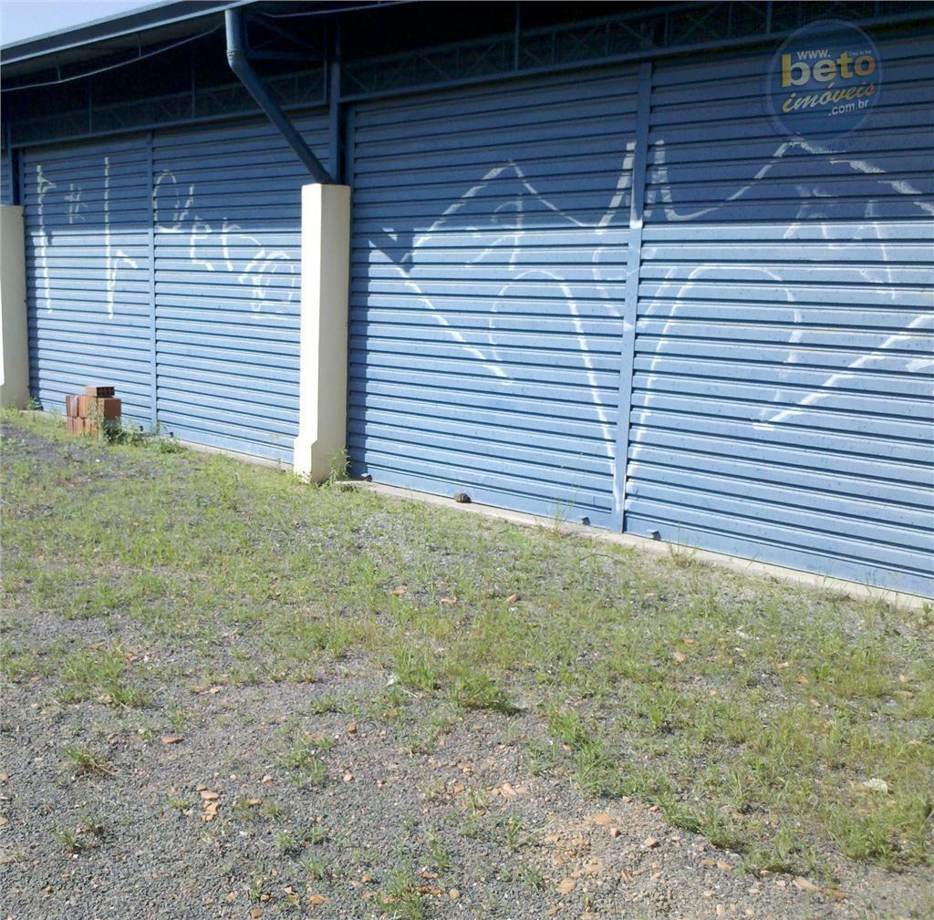 Barracão comercial à venda, São Luiz, Itu.