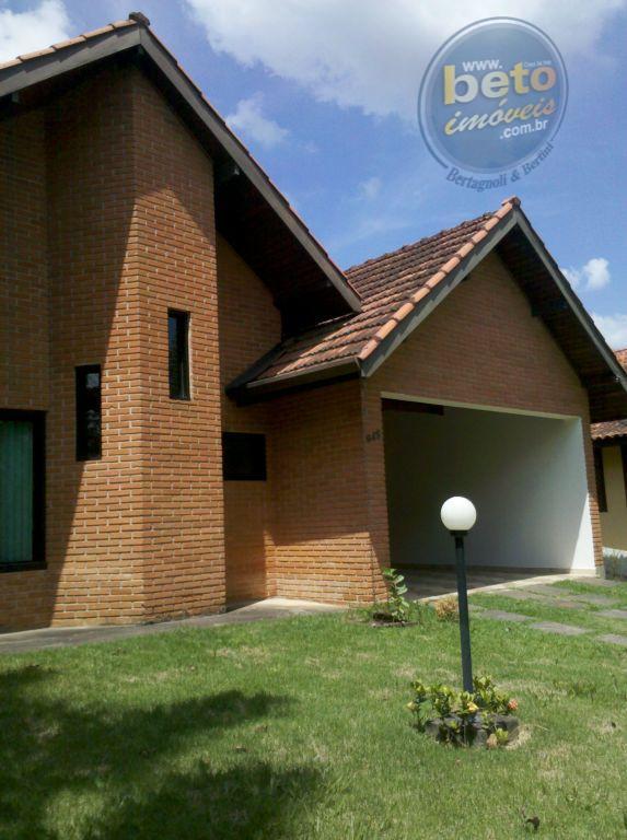 Casa residencial para venda e locação, Campos de Santo Antônio, Itu.