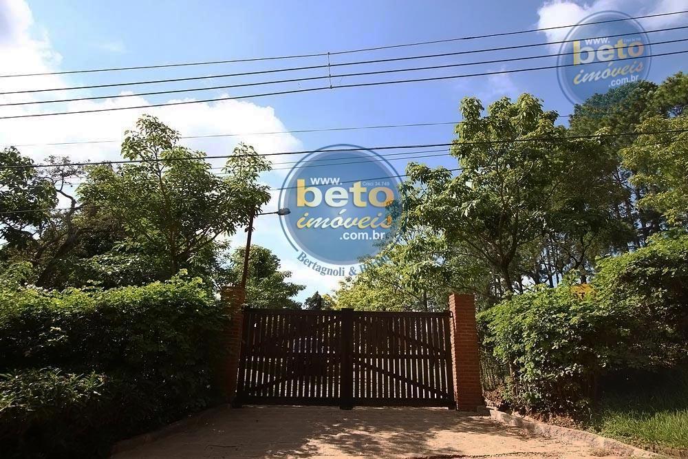 Chácara rural à venda, Jardim Três Marias, Itu.