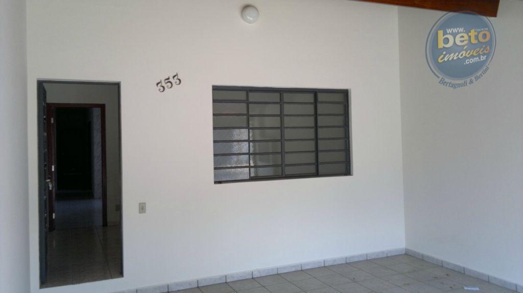 Casa residencial para locação, São Luiz, Itu.